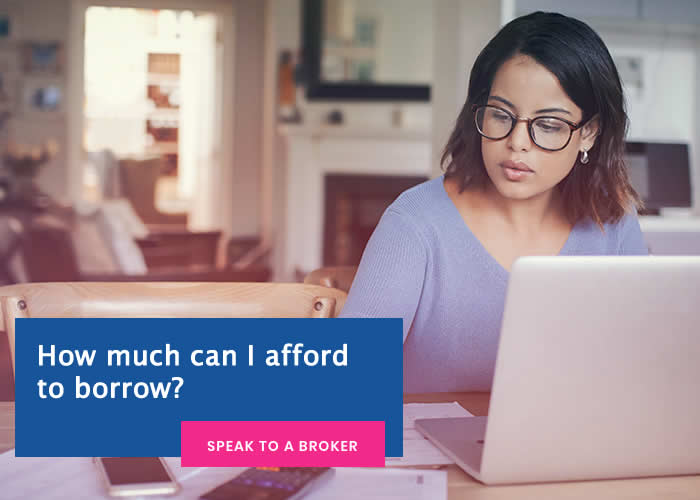 How much can I afford to borrow?