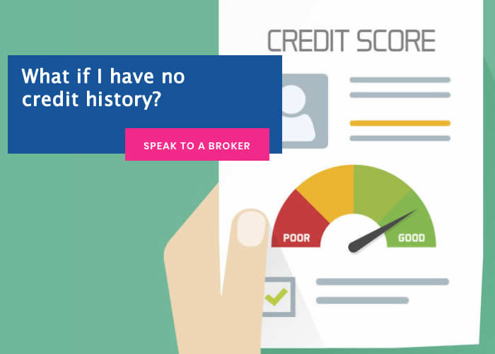 no credit history