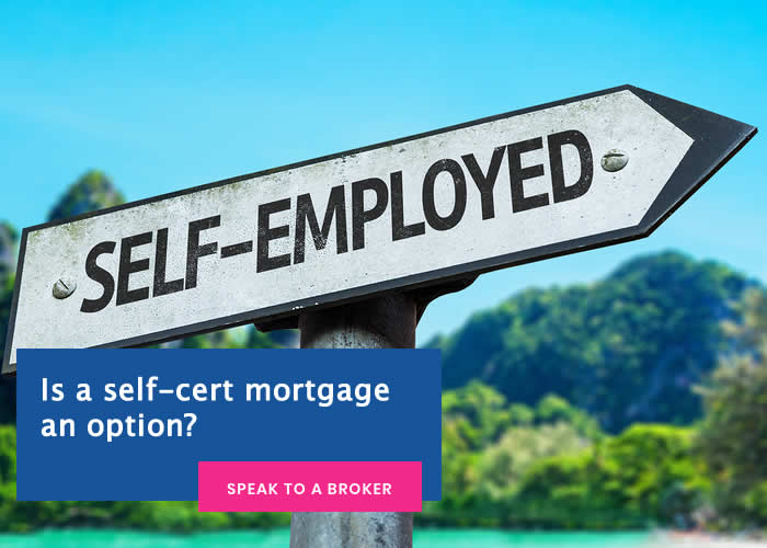 Is a self-cert mortgage an option?