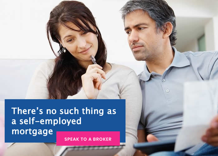 Couple- self-employed mortgage