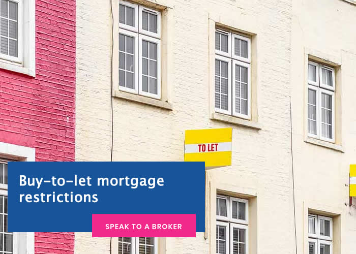 Buy-to-let mortgage restrictions