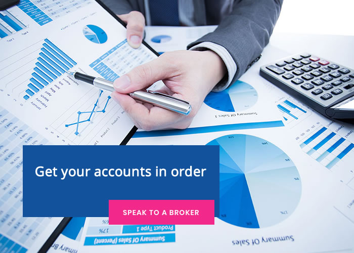 Get your accounts in order