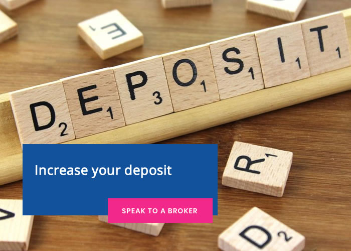 Increase your deposit