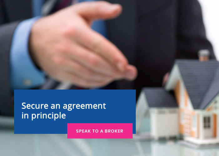 Secure an agreement in principle