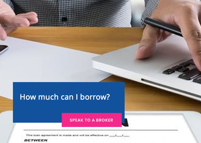 How much can I borrow?