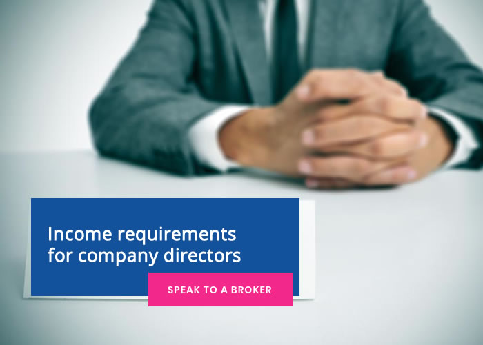 Income requirements for company directors