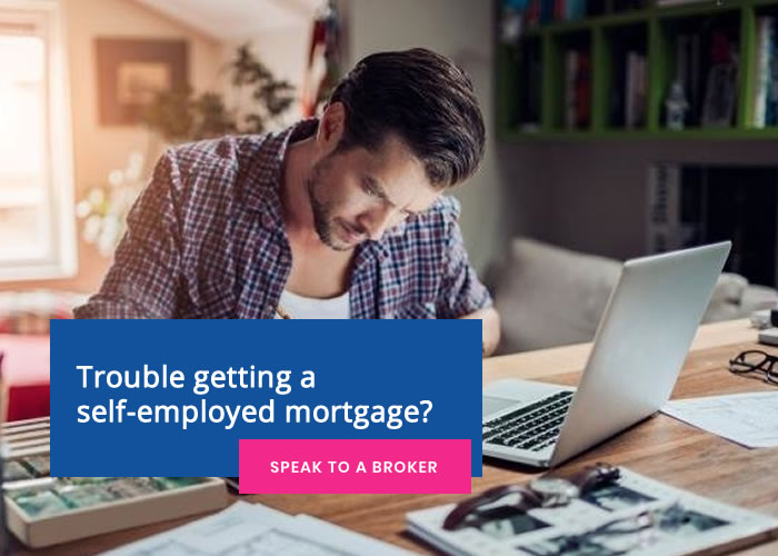 Trouble getting a self-employed mortgage?