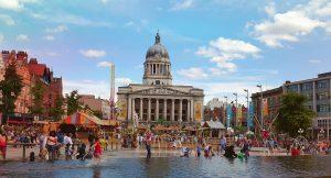 UK Buy to Let Hotspots Nottingham