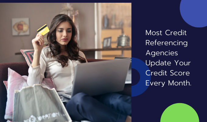 How long will it take to improve your credit score
